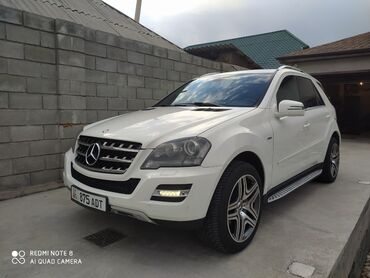 mercedes benz r 320 в Кыргызстан: Mercedes-Benz ML 350 3.5 л. 2011 | 135000 км
