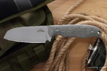 Туристический нож Tracker - N.C.CustomНож разделочный, шкуросъемный.Не