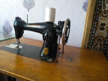 Швейный механик - Кыргызстан: Ножная швейная машинка