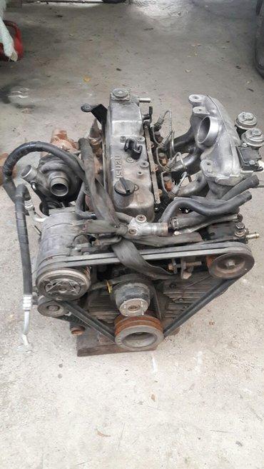 двигатель 4jg2  3.1 дизель isuzu bighorn. truper. в разбор есть все в Бишкек