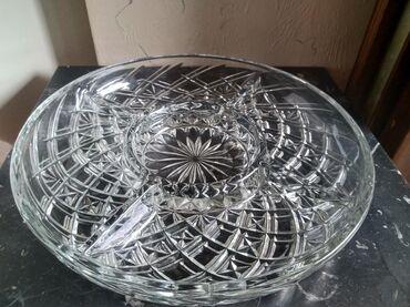 Aro 24 3 mt - Kraljevo: Nov tanjir za serviranje,podeljen na 5 dela. precnik 24,visina 3,5cm