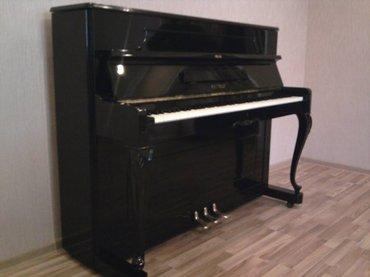Piano - Avropa istehsalı professional akustik pianoMüxtəlif marka və