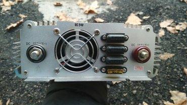 Продам мощный инвертор, в отличном состоянии в Бишкек
