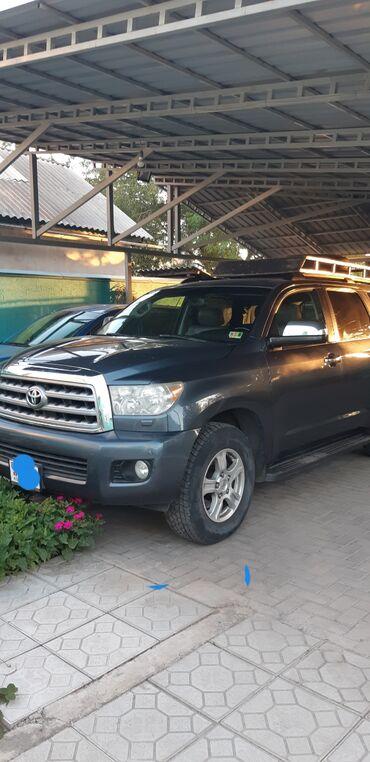 сидения мерседес в Кыргызстан: Toyota Sequoia 5.7 л. 2008 | 135000 км