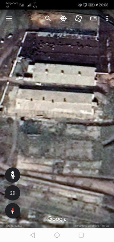 ферму металлическую 7м в Кыргызстан: Продаю ферму по трассе Бишкек ЧалдоварПродаётся кошара, в кошару