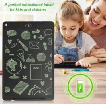 LCD TABLET / NOTES / PIŠI-BRIŠIIdealno za decu, školu, posao. Jednim