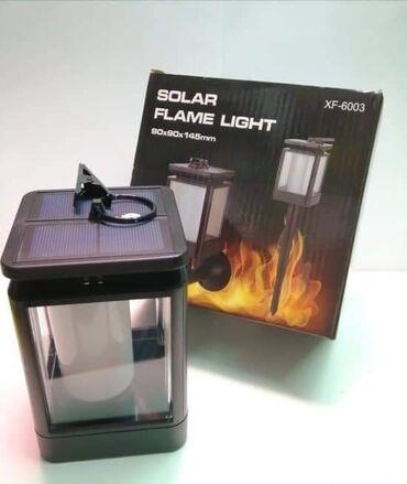 Fenjer XF-6003 Solarna lampaCena 1500 dinMozete je postaviti u