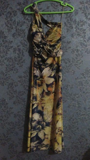 Платье в хорошем состоянии, размер М в Бишкек