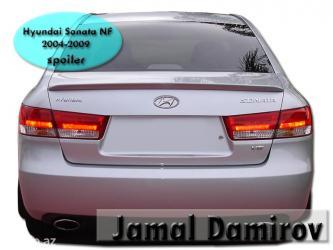 Bakı şəhərində Hyundai sonata nf 2004-2009 üçün baqaj spoyler. Спойлер