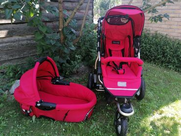 Maxi cosi - Srbija: Quinny Maxi Cosi Xl FreeStyle kolica sa tvrdom korpom i sedištem za