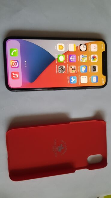работа в швеции бишкек in Кыргызстан   КОРОВЫ, БЫКИ: IPhone X   256 ГБ   Черный Б/У   Face ID