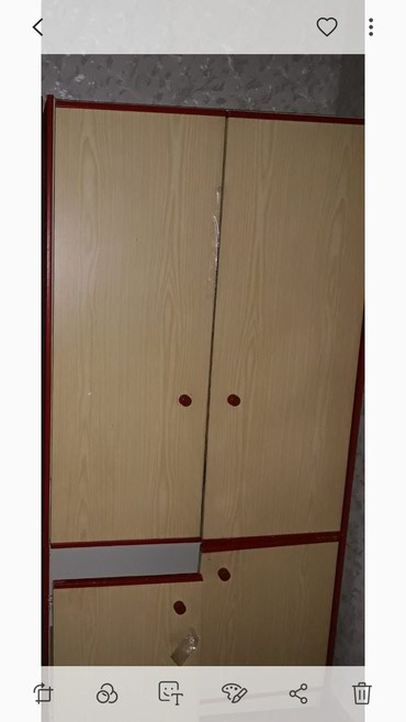 Шкаф+полочка в Сокулук