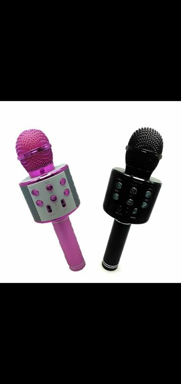 Karaoke micrafon