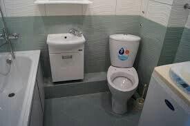 Кафель,сантехника,ремонт квартир под ключ в Бишкек