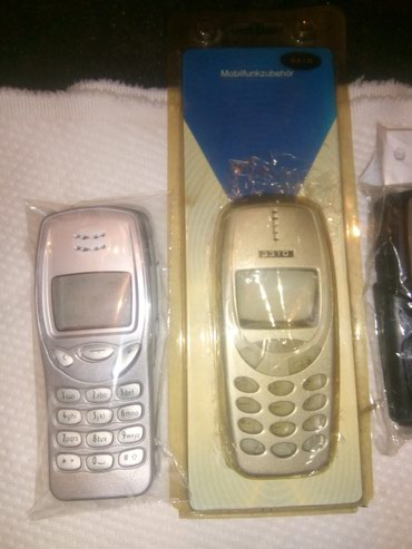 Nove maske za stare telefone 3310.3210......po 400 din.rearitet vise - Kraljevo