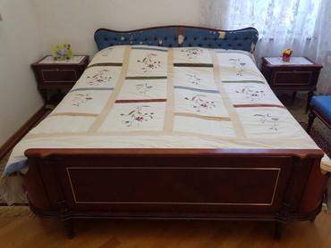 """деревянная спальня в Азербайджан: Спальный комплект ' Ренесанс"""""""