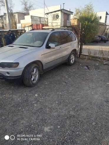BMW X5 4.4 л. 2002 | 20000 км