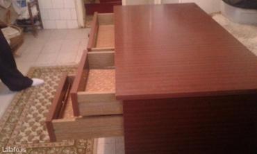 Radni sto u odličnom stanju. Veoma funkcionalan, praktičan i - Vranje