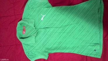 Puma zelena majica,s velicina - Pozega