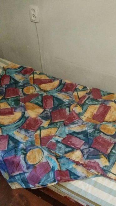 Постельное белье: наволочка и простынь. Новое. Хлопок. в Бишкек