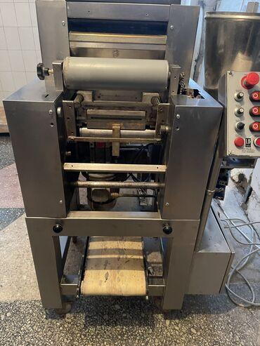 оборудование для производства перчаток в Кыргызстан: Срочно Продаю !!!!Пельменная оборудование производство Италия