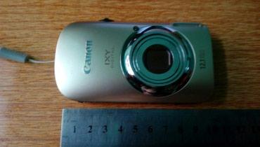Фотоаппарат Canon IXIS 12мп комплект в Бишкек