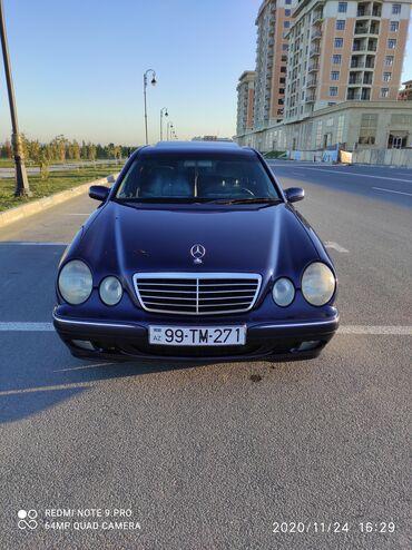 motor motoru - Azərbaycan: Mercedes-Benz E 270 2.7 l. 1999 | 475000 km