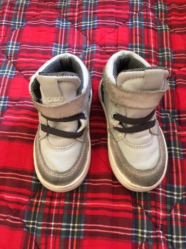 Dečije Cipele i Čizme   Kragujevac: Zara patike,kombinacija koza,platno i guma u odlicnom stanju,bez