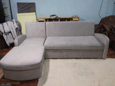Перетяжка мягкой мебели в Бишкек