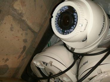 Камеры не рабочие, для муляжа 4 шт в Бишкек
