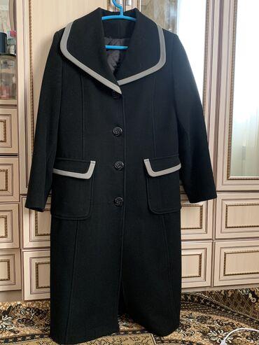 Продам женское зимнее пальто б/у за 500 сомов