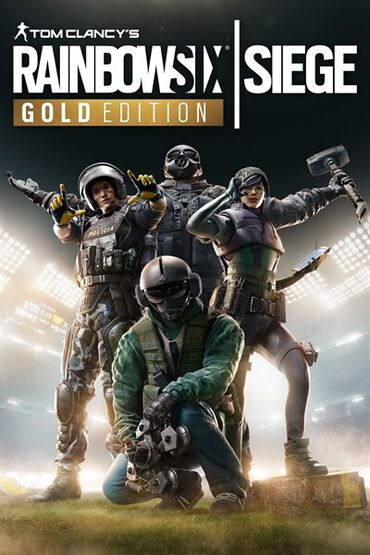 Tom Clancy's Rainbow Six Siege Gold Edition*Evvel ki qiymeti 97 azn (