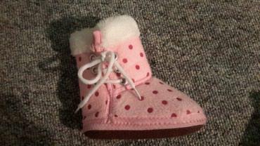 Детская обувь в Шопоков: Детские пинетки,теплые.размер 10 - 11 см по подошве.почти