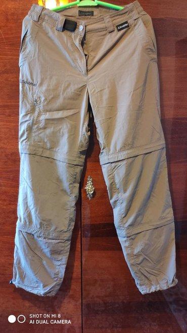 Мужская одежда в Беловодское: Спортивные штаны с отстёгивающимся низом (бриджи) и по колено (шорты)
