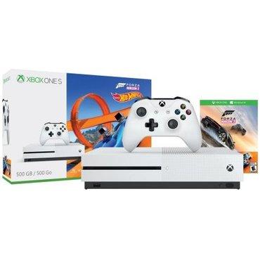 Bakı şəhərində Xbox One S Forza Horizon 3 Bundle Yenidi Bagli Qutuda