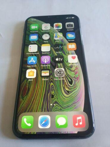 Б/У iPhone Xs 64 ГБ Черный (Jet Black)