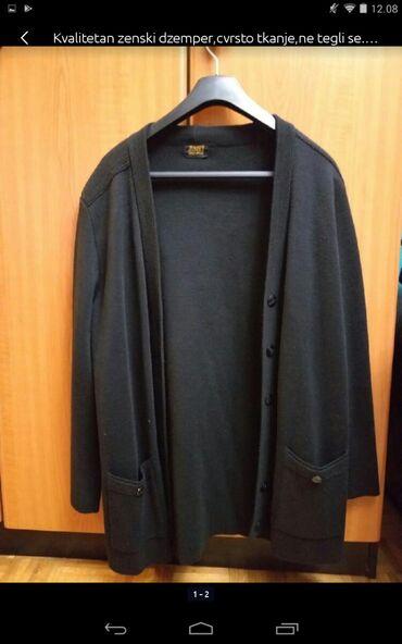 Personalni proizvodi | Obrenovac: Kvalitetan ženski džemper čvrsto tkanje, netegli se očuvan