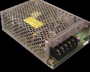 Блок питания S-120-24Блок питанияВходное напряжение - 220 VACВыходное