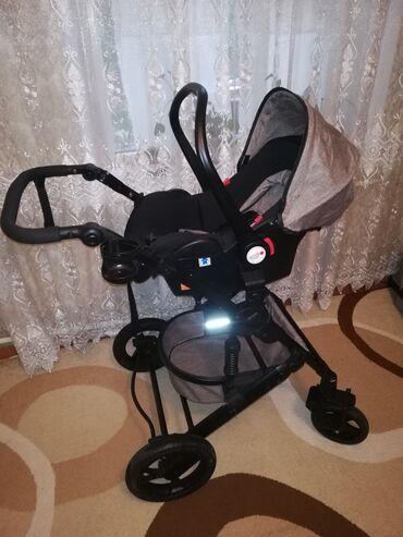 Детский мир - Талас: Продаю коляску за 6 тысяч сом . Плюс есть сумка