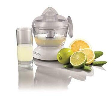 Blenderi, mikseri | Srbija: Cena: 2890dinElektrična citrus cediljka Gorenje CJ25WKarakteristike