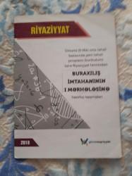 buraxılış - Azərbaycan: Riyaziyyat 9 Buraxılış imtahanına hazırlaşanlar üçün