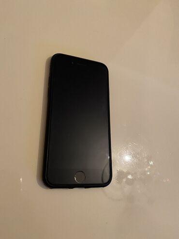 IPhone 8 | 64 GB | Qara | İşlənmiş | Barmaq izi, Simsiz şarj