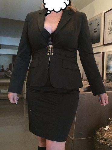 Итальянский костюм Луиза Спаньоли,новый,размер 48-50. в Бишкек