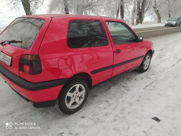 Мол булак нарын - Кыргызстан: Volkswagen Golf 1.4 л. 1994 | 250000 км
