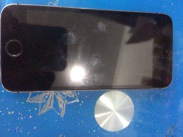 Bakı şəhərində Iphone 5 16gb 1 dene problemi ekranidi arada tutur iliwir  bawqa hecne