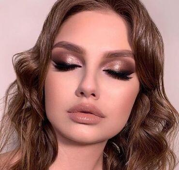 Мода, красота и здоровье - Лебединовка: •Любой макияж+локоны вместе •Есть выезд на дом •Вся косметика оригинал