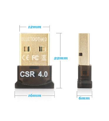 | Backa Palanka: Bežični USB Bluetooth adapter Bluetooth V4.0 Dongle mužički prijemnik