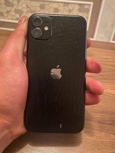 зарядка apple в Азербайджан: Б/У IPhone 11 64 ГБ Черный