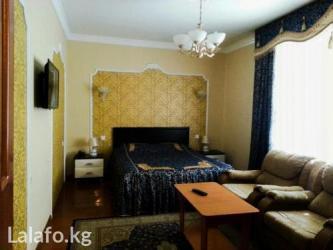 Восток-5, Центр, 1 ком. номер с ремонтом, есть все, чисто и аккуратно, в Бишкек