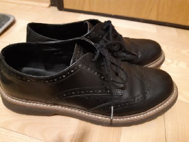 Oksfordice | Srbija: Cipele kozne 39 dobro ocuvane crne